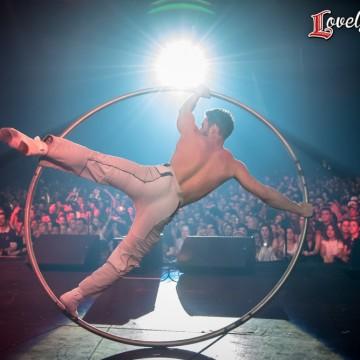 Show Lovely Rebels – Direction artistique/chorégraphies/costumes by Léa Cartier Borghihttpa//lovelyrebels.com/Photo: Manuel  Mendes